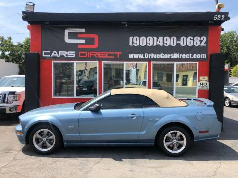 2005 Ford Mustang for sale at Cars Direct in Ontario CA