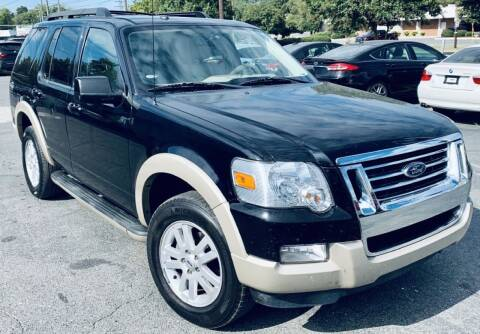 2010 Ford Explorer for sale at RD Motors, Inc in Charlotte NC