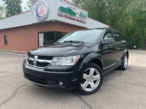 2009 Dodge Journey for sale at GMA Automotive Wholesale in Toledo OH