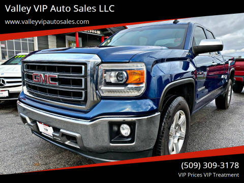 2015 GMC Sierra 1500 for sale at Valley VIP Auto Sales LLC in Spokane Valley WA