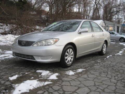 2006 Toyota Camry for sale at Jareks Auto Sales in Lowell MA