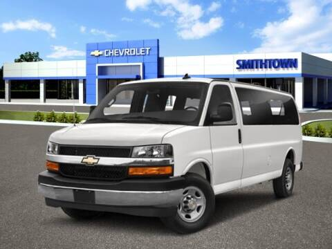 2021 Chevrolet Express Passenger for sale at CHEVROLET OF SMITHTOWN in Saint James NY