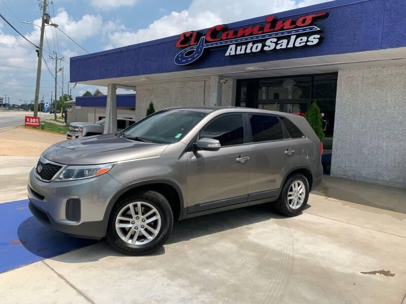 2015 Kia Sorento for sale at El Camino Auto Sales Gainesville in Gainesville GA