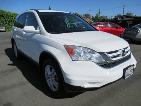 2010 Honda CR-V for sale at Tonys Toys and Trucks in Santa Rosa CA