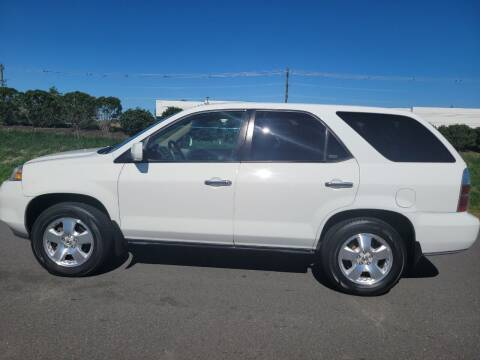 2006 Acura MDX for sale at Dulles Motorsports in Dulles VA