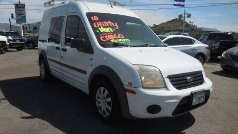 2010 Ford Transit Connect for sale at Luxor Motors Inc in Pacoima CA