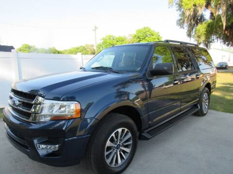 2017 Ford Expedition EL for sale at D & R Auto Brokers in Ridgeland SC