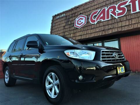 2010 Toyota Highlander for sale at CARSTER in Huntington Beach CA