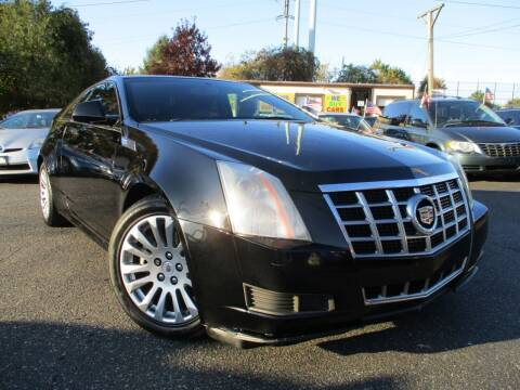 2013 Cadillac CTS for sale at Unlimited Auto Sales Inc. in Mount Sinai NY