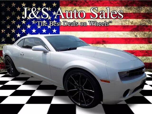 2011 Chevrolet Camaro for sale at J & S Auto Sales in Clarksville TN