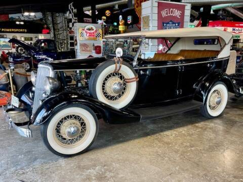 1934 Ford Phaeton for sale at Drager's International Classic Sales in Burlington WA