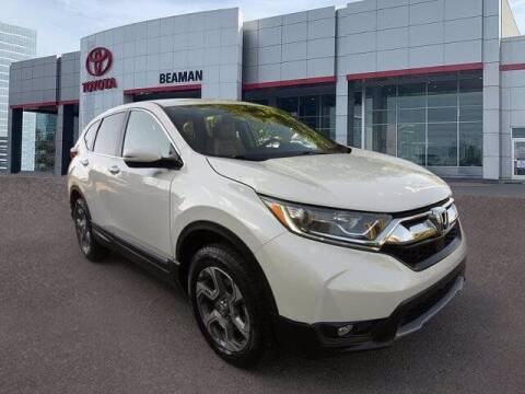 2018 Honda CR-V for sale at BEAMAN TOYOTA in Nashville TN
