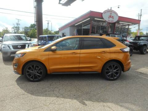 2015 Ford Edge for sale at The Carriage Company in Lancaster OH