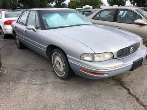 1997 Buick LeSabre for sale at AFFORDABLY PRICED CARS LLC in Mountain Home ID