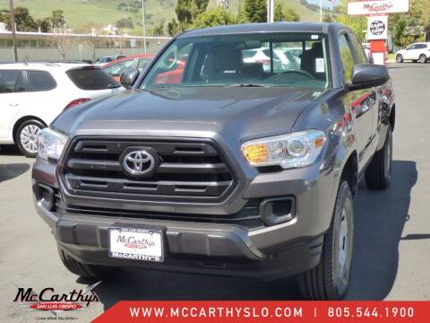 2016 Toyota Tacoma for sale at McCarthy Wholesale in San Luis Obispo CA