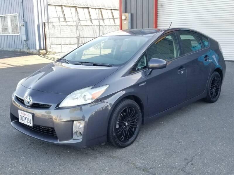 2011 Toyota Prius for sale at California Auto Deals in Sacramento CA