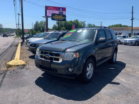 2008 Ford Escape for sale at Credit Connection Auto Sales Dover in Dover PA