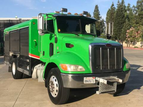 2006 Peterbilt 335 Delivery Truck for sale at California Diversified Venture in Livermore CA