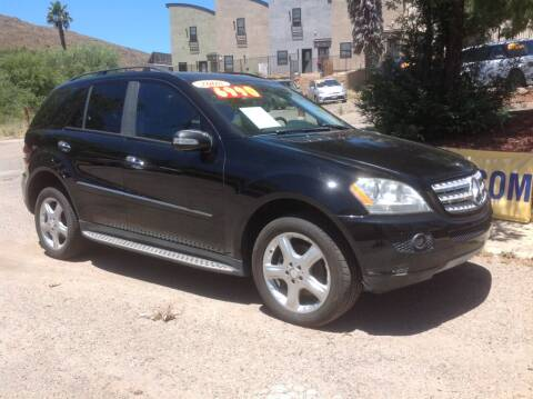 2008 Mercedes-Benz M-Class for sale at HEILAND AUTO SALES in Oceano CA