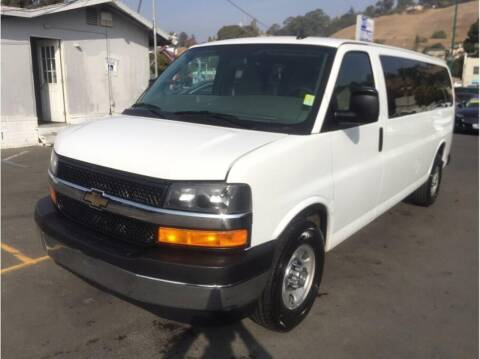 2017 Chevrolet Express Passenger for sale at AutoDeals in Hayward CA