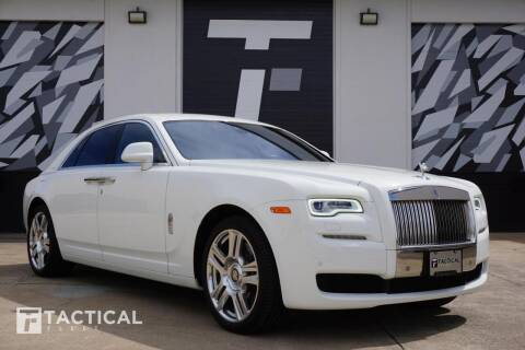 2017 Rolls-Royce Ghost for sale at Tactical Fleet in Addison TX