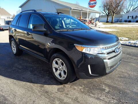 2013 Ford Edge for sale at CALDERONE CAR & TRUCK in Whiteland IN