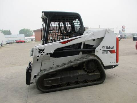 2016 Bobcat T550 SKID STEER for sale at Grand Valley Motors in West Fargo ND