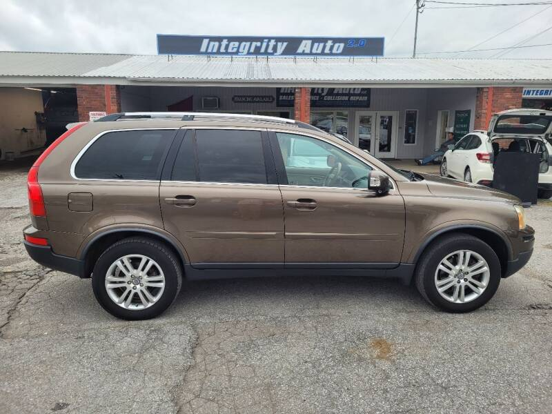 2012 Volvo XC90 for sale at Integrity Auto 2.0 in Saint Albans VT