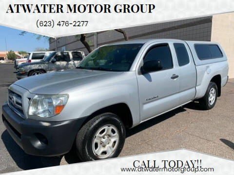 2009 Toyota Tacoma for sale at Atwater Motor Group in Phoenix AZ