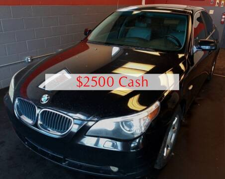 2004 BMW 5 Series for sale at D & J AUTO EXCHANGE in Columbus IN