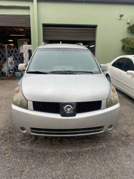 2005 Nissan Quest for sale at MLG Auto Group Inc. in Pompano Beach FL
