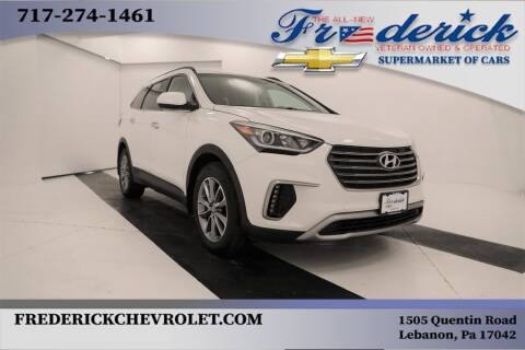 2018 Hyundai Santa Fe for sale at Lancaster Pre-Owned in Lancaster PA
