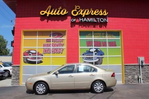 2006 Kia Optima for sale at AUTO EXPRESS OF HAMILTON LLC in Hamilton OH
