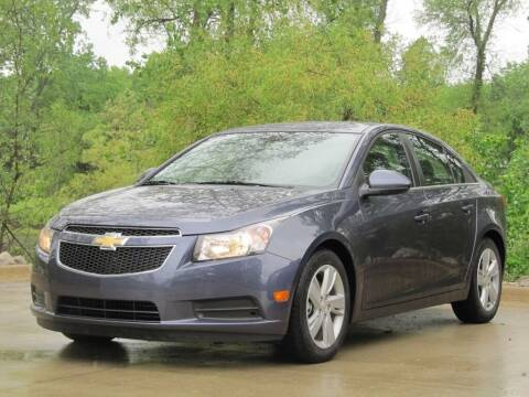 2014 Chevrolet Cruze for sale at TEXAS MOTOR CARS in Houston TX