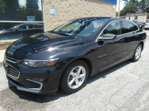 2016 Chevrolet Malibu for sale at Southern Auto Solutions - Georgia Car Finder - Southern Auto Solutions - 1st Choice Autos in Marietta GA