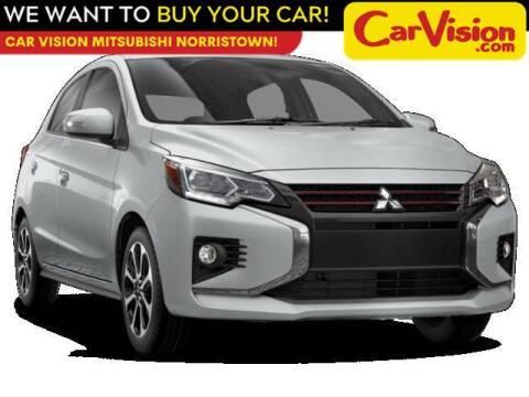 2021 Mitsubishi Mirage for sale at Car Vision Mitsubishi Norristown in Trooper PA