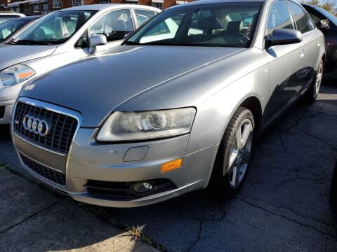 2008 Audi A6 for sale at All American Autos in Kingsport TN