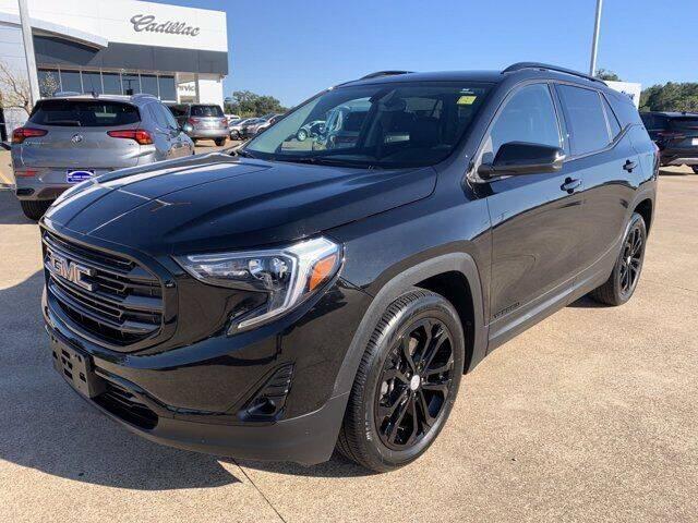 2019 GMC Terrain for sale at AutoJacksTX.com in Nacogdoches TX