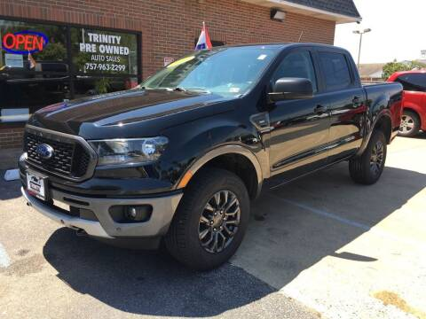 2019 Ford Ranger for sale at Bankruptcy Car Financing in Norfolk VA