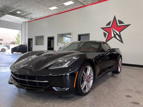 2015 Chevrolet Corvette for sale at CarNova - Shelby Township in Shelby Township MI