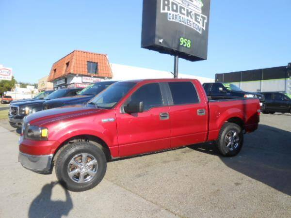2007 Ford F-150 for sale at Rocket Car sales in Covina CA