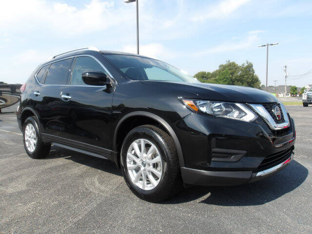 2019 Nissan Rogue for sale at TAPP MOTORS INC in Owensboro KY