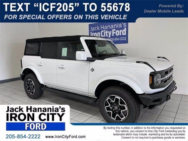 2021 Ford Bronco for sale in Birmingham, AL