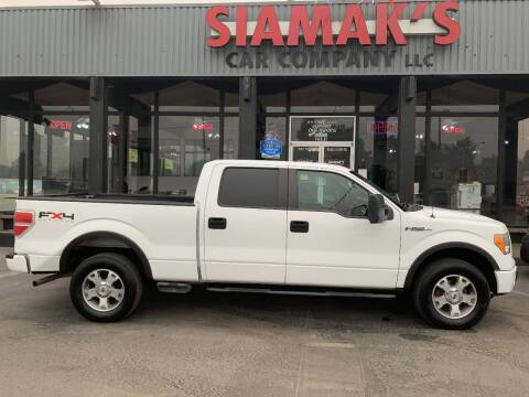 2009 Ford F-150 for sale at Siamak's Car Company llc in Salem OR