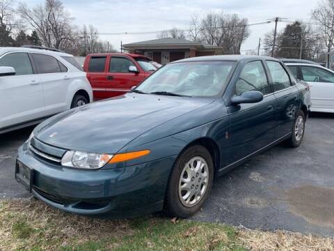 2002 Saturn L-Series for sale at JC Auto Sales - West Main in Belleville IL
