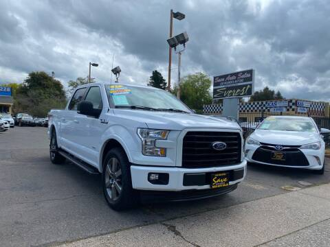 2017 Ford F-150 for sale at Save Auto Sales in Sacramento CA