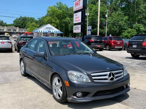 2010 Mercedes-Benz C-Class for sale at H4T Auto in Toledo OH