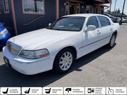 2010 Lincoln Town Car for sale at Sabeti Motors in Tacoma WA