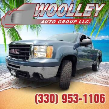 2009 GMC Sierra 1500 for sale at Woolley Auto Group LLC in Poland OH