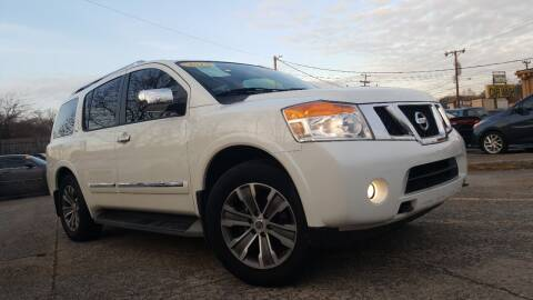 2015 Nissan Armada for sale at A & A IMPORTS OF TN in Madison TN